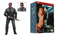Terminator 2: Judgment Day T-800 Video Game Edition Deluxe Actionfigur - NEU+OVP