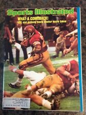 December 9 1974 Anthony Davis USC College Football Sports Illustrated Magazine