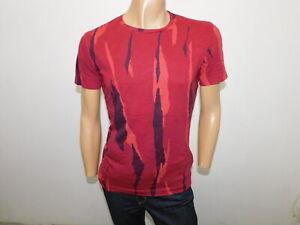 Maglia Calvin Klein Uomo taglia size M T-shirt Man Polo Homme Cotone 9489