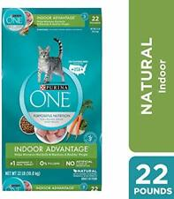 Purina One Hairball, Weight Control, Indoor, Natural Dry Cat Food