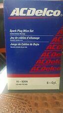 Spark Plug Wire Set 88-89 Merkur Scorpio