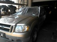 Steering Gear/Rack Power Rack And Pinion 4 Door Fits 01-02 EXPLORER 354181