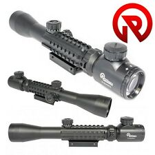 Ottica Cannocchiale Rifle Scope Riflescope per Fucile Carabina 3-9x40 RIS ORIGIN