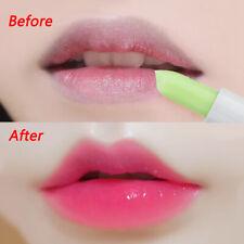 1PCS Aloe Vera Lipstick Lip Stick Moisturizing Color Changing Long Lasting