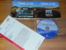 TRUCK STOP - ON THE ROAD / 1 TRACK MAXI-CD 2002 MINT- & INFO-FACTS