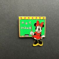 WDW - School Teacher ABC - Minnie Mouse Disney Pin 4209