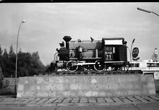 ORIGINAL PHOTO NEGATIVE-Railroad Mexico NDeM #73 May 1969 Pepsi Sign