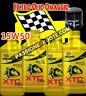 4LT Olio Motore Bardahl XTC C60 15W50 + filtro Tagliando Aprilia Tuono
