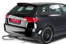 REAR ROOF SPOILER FOR AUDI A3 8PA 05-08 SPORTBACK HF317