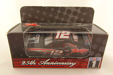 JEREMY MAYFIELD #12 MOBIL 1 25th ANNIVERSARY~1:64 Team Caliber 50-JM9DC39~NEW