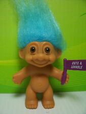 "Cute & Lovable - 3"" Russ Russ Troll - New In Original Wrapper"