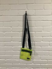Iets Frans Shoulder Bag Transparent Green Festival Bag BNWT