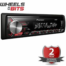 Pioneer MVH-280DAB Mechless DAB DAB+ USB AUX Car Stereo Radio Android Player