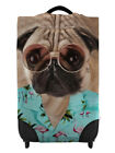 Hawaiian Pug Caseskinz Case Cover SUITCASE NOT INCLUDED