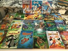 Disney Wonderful World Of Reading Lot Of 21 Books