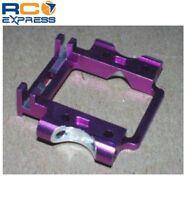 GPM Racing HPI Nitro Mt Purple Aluminum Lower Front Arm Mount NMT4008