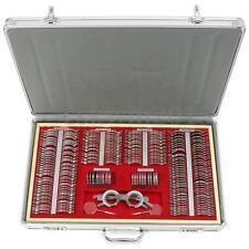 266x Optical Lens Optometry Rim Case Kit Set w/ Free Optometry Test Trial Frame