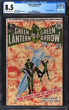 Green Lantern #86 CGC 8.5