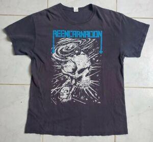 REENCARNACION Resistencia Natural shirt L. Masacre parabellum mayhem blasfemia