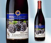 Fruchtdessertwein Brombeeren Wein Fruchtwein Вино ежевичное фруктовое12,5% 750мл