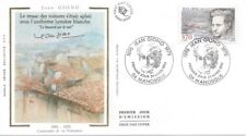 1995 - ENVELOPPE 1er JOUR FDC - N° 2939 - JEAN GIONO - MANOSQUE