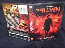 The Raven (DVD, 2012) Mint Disc!•Real USA Made!•No Scratches!