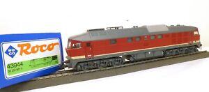 Roco H0 43944 Diesellok BR 132 105-8 DR rot/grau für Märklin/AC   F10