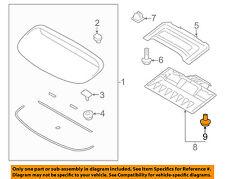 SUBARU OEM 09-16 Forester Hood-Upper Duct Clip 909140061