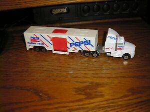 1997 Vintage Pepsi The Choice of a new Generation Racing Team Race Car Hauler