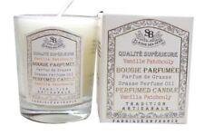 Kerze Duftkerze Raumduft Vanille Patchouli Patschuli im Glasbehälter