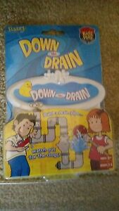 New - Unopened - Down the Drain - Fundex - Kids Play Card Game