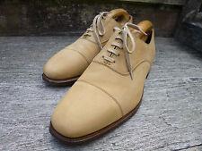 Crockett & Jones 100% Leather Lace-up Formal Shoes for Men