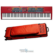 Nord Stage 2 EX 88 HA88 88-Key Stage Piano NEW + GB88 GIG BAG! HA-88 $500 Rebate