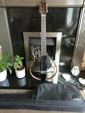 Yamaha SLG200N Silent Guitar & Case