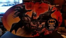 Oval Batman Tin Lunch Box Brand New With Tags and Shrink Wrapped Warner Bros DC