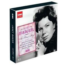 Dame Janet Baker - Icon: Dame Janet Baker (NEW 5CD)