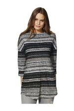 F&F Tesco Brushed Striped Tunic Top Size UK 8 LF077 CC 13