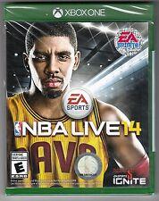 NBA LIVE 14  Xbox One NEW