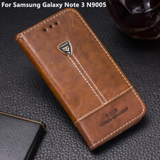 For Samsung Galaxy Note 3 N9005 Wallet Leather Case Flip Stand New Phone Cover