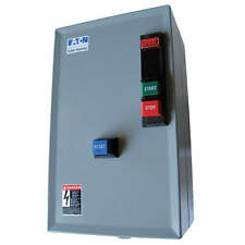 Nonreversing IEC Magnetic Motor Starter, 120VAC, Overload Relay Amp Setting: 1.0