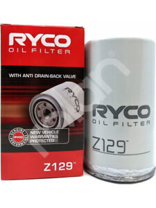 Ryco Oil Filter FOR FORD F250 (Z129)