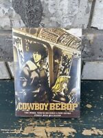 COWBOY BEBOP (DVD, 3-DISC SET)