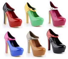 Unbranded Mary Jane Cuban Heels for Women