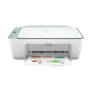 HP DeskJet 2722 All-in-One Wireless Scan Color Inkjet Printer Free Shipping NEW