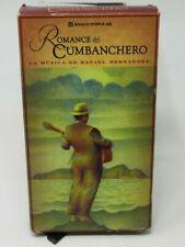 RAFAEL HERNANDEZ: ROMANCE DEL CUMBANCHERO VHS VIDEO, LA MUSICA, GREAT SONGS