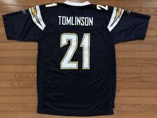 Reebok LaDainian Tomlinson San Diego Chargers Jersey Adult Large New With Tags