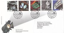 (06826) Gb FDC cine London WC2 16 de abril de 1996