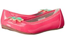 stride rite ainslee little girls ballet flats pink 3 youth