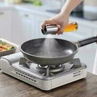 Olive Pump Sprühflasche Öl Sprayer Glas BBQ Küche Kochwerkzeug Neu H9O3