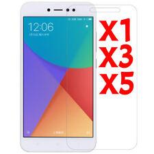 Premium Tempered Glass Cover Screen Protector Film For XiaoMi Redmi Note 4 4X 5A
